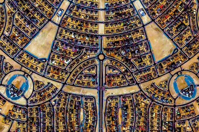 用 Google Earth 开启上帝视角,给地球拍张肖像!