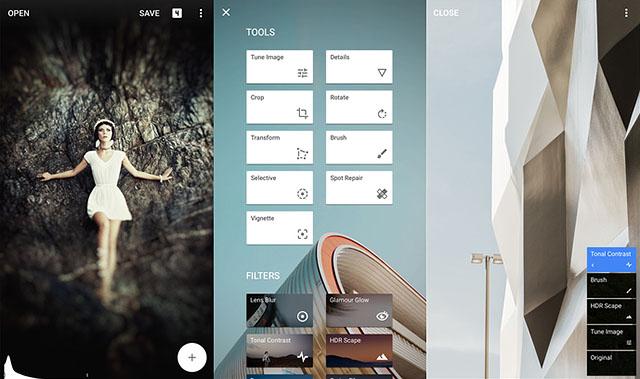 可能是最好用的手机修图 app Snapseed 2.0 发布