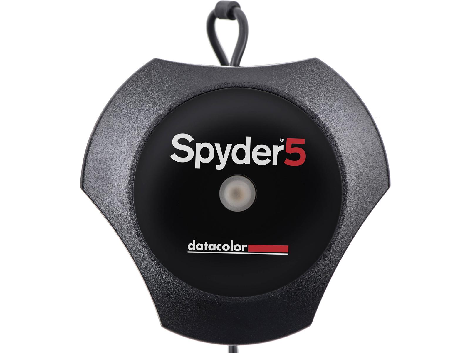 Datacolor 推出全新 Spyder5 色彩管理产品