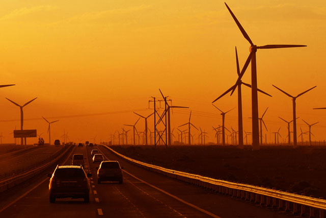 全国电力环保主题摄影大展启动