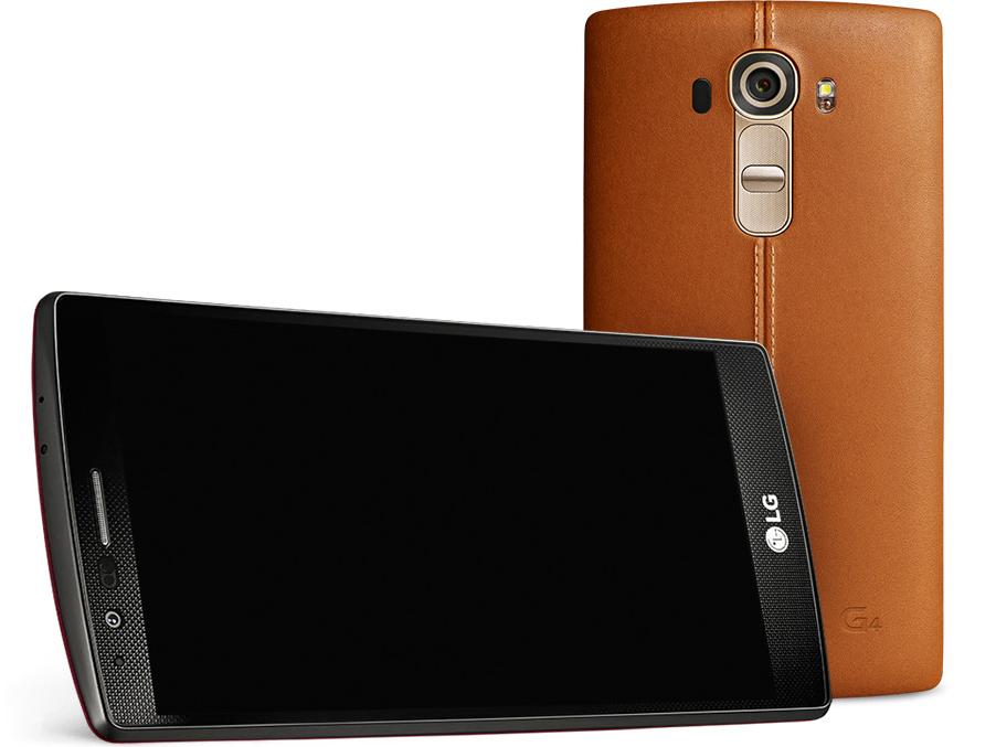 f/1.8 大光圈,LG 新品旗舰手机 G4 发布