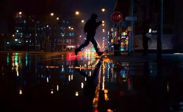 用好这 8 种光源,你也能变成街拍达人!