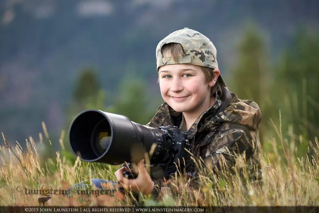 别人的 13 岁,这些惊艳的照片简直令人羞愧