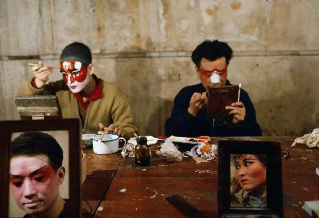 马格南首位女摄影师镜头下的中国,美得无与伦比