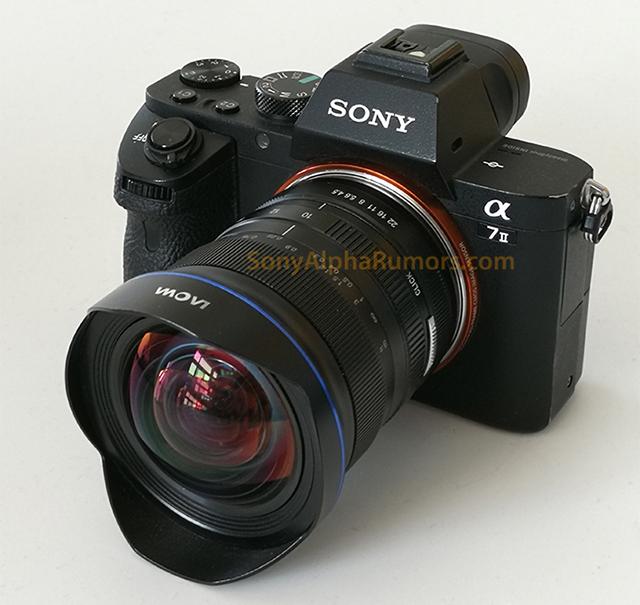 微单便携利器!老蛙 FE 10-18mm 超广角镜头曝光