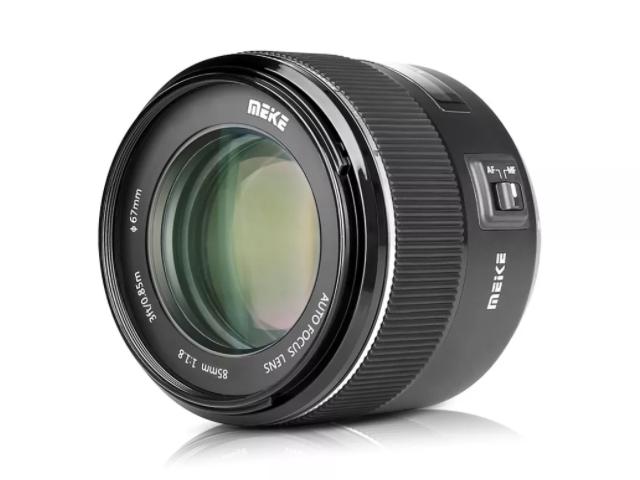 高性价比人像镜头:美科 85mm F1.8 发布