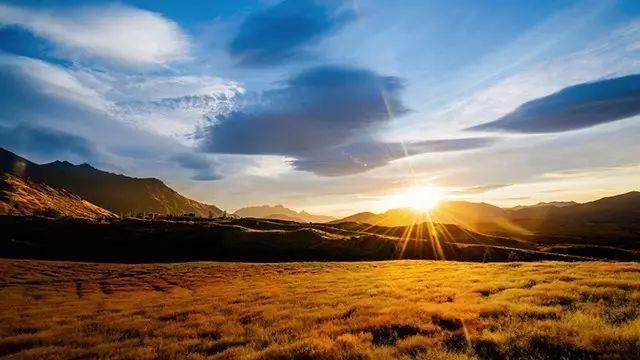 如何快速提高山景风光摄影水平?你需要这 4 招