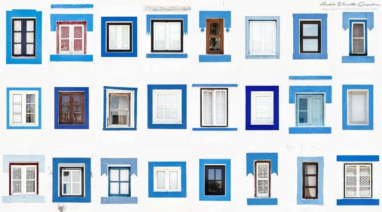 这位摄影师拍下 3600 扇窗户,只为带你环游世界!