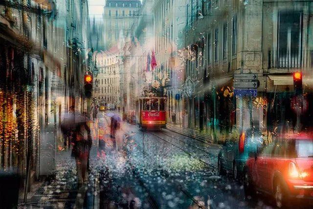 """街拍党不可容错过的 """"扫街"""" 神器:玻璃"""