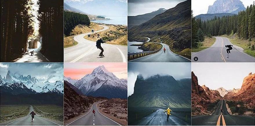 火遍 Instagram 的拍照套路,看完秒变拍照达人!