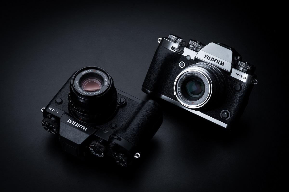 新旗舰,富士 X-T3 无反数码相机发布!