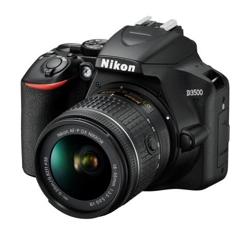 尼康发布入门级 DX 格式数码单反相机 D3500