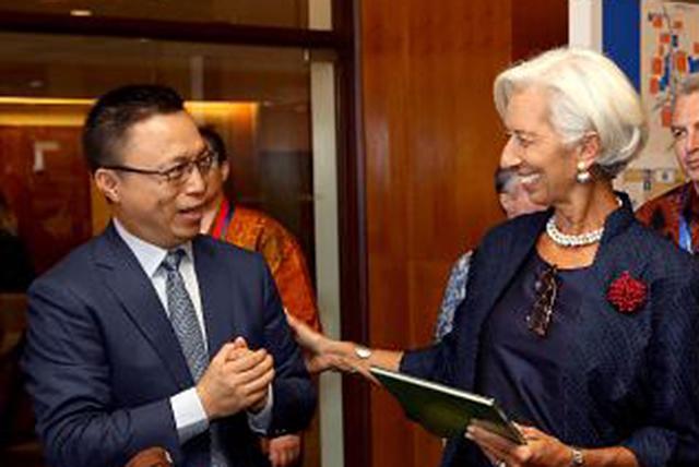 IMF 邀请井贤栋加入全球科技顾问委员会,支付宝经验成为全球借鉴