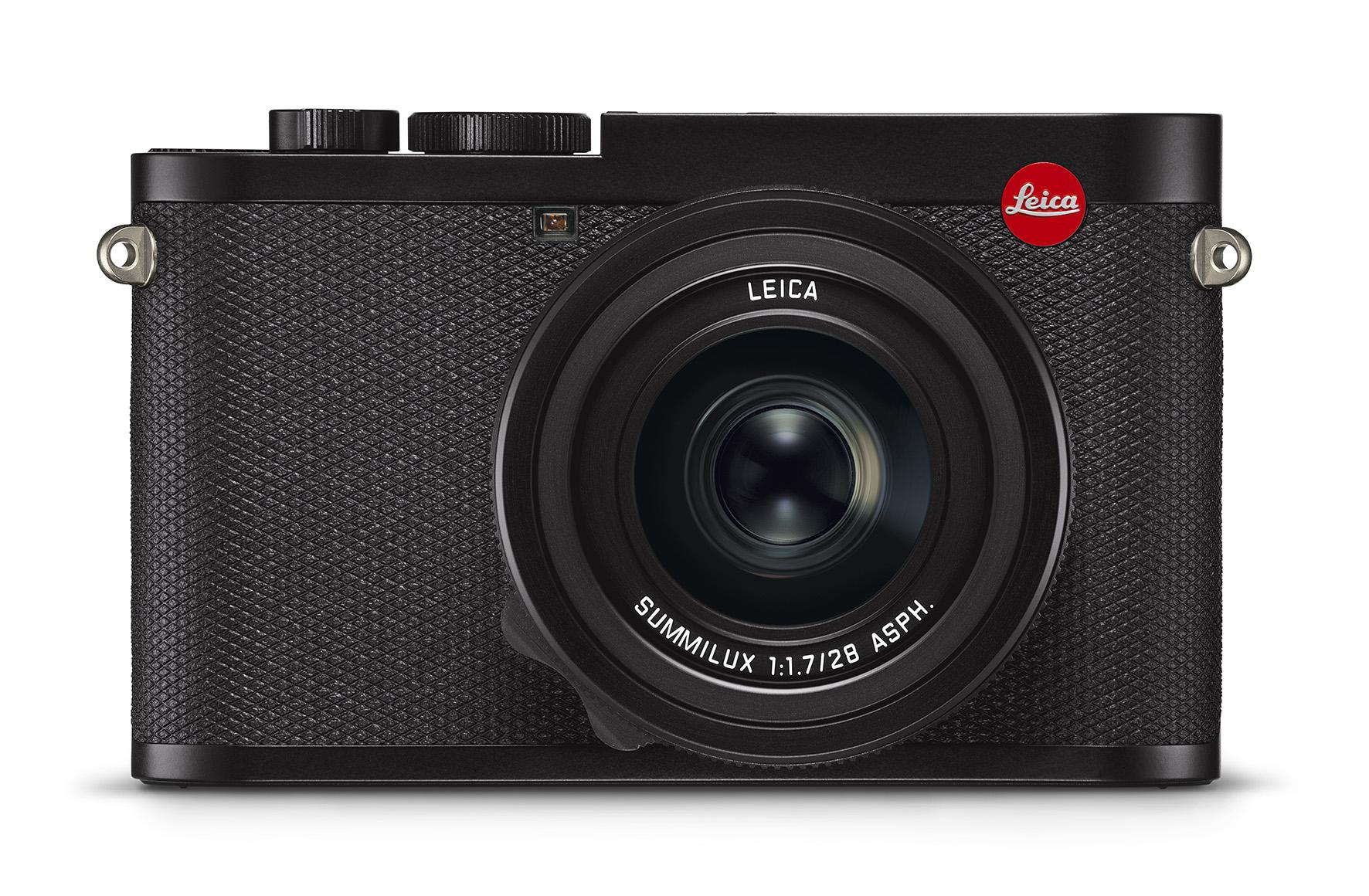 徠卡 Q2: 全畫幅快速定焦鏡頭便攜相機的升級之作