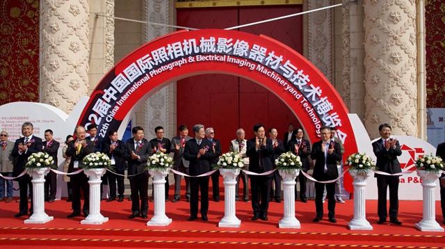 2019 P&E 中國國際攝影器材展今日正式開幕