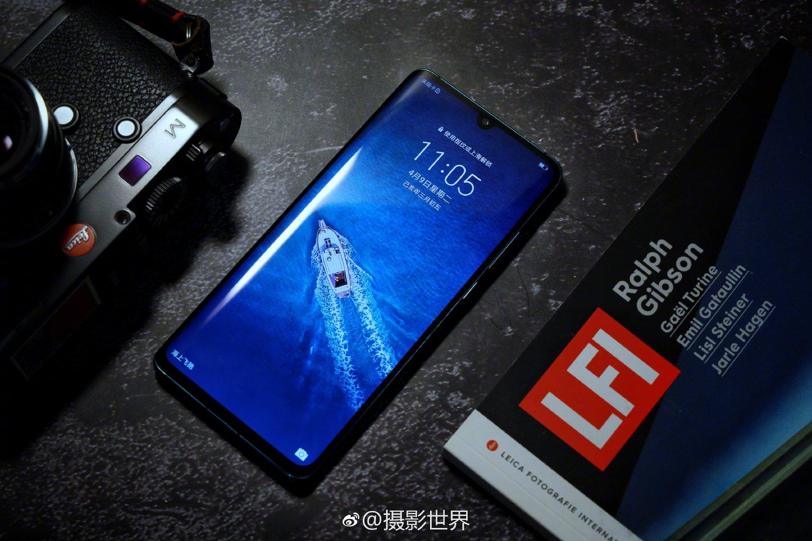 """让手机摄影脱离 """"硬件桎梏"""" HUAWEI P30 系列售价 3998 元起"""