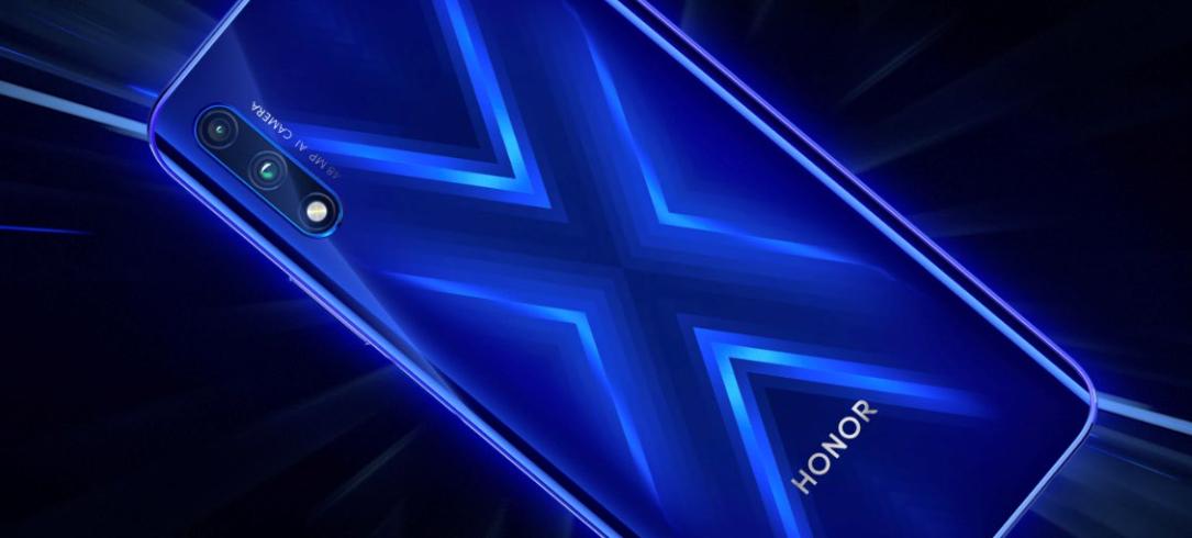 全系麒麟 810+超強夜拍 超能旗艦榮耀 9X 正式發布