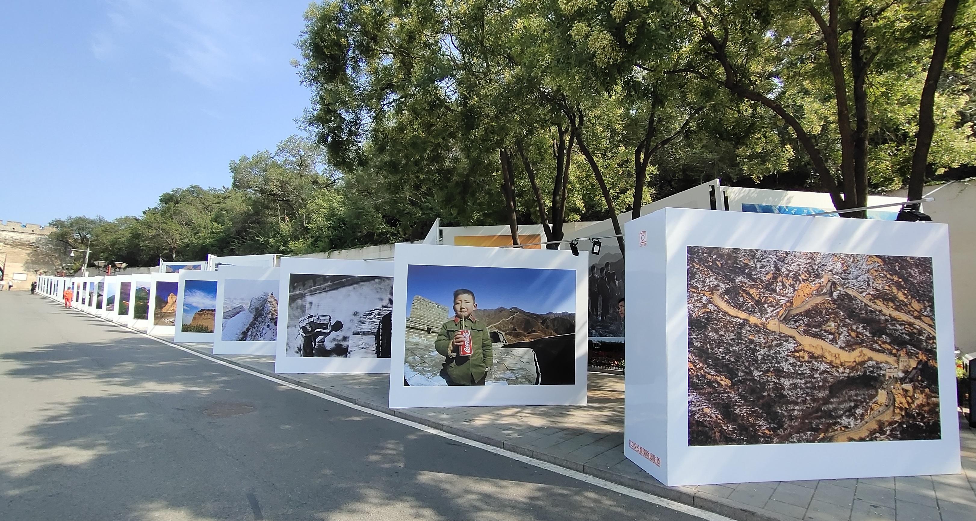 2019 中国长城国际摄影周在八达岭长城盛大开幕