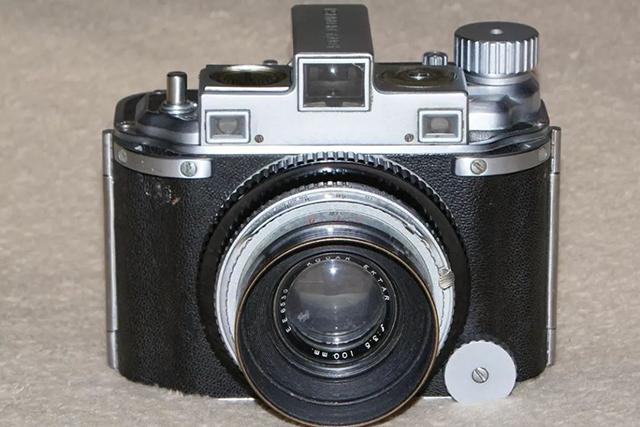 【经典相机】柯达 MEDALIST:620 相机的王者
