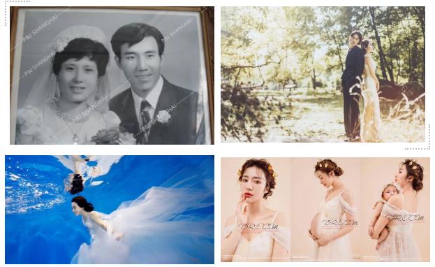 婚礼婚纱摄影师和孕婴童摄影师,关注这个行业展