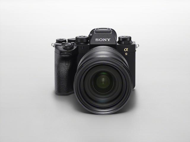 大幅提升专业摄影工作流 索尼全画幅微单™ Alpha 9 II 发布