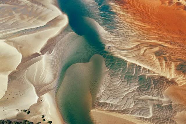 他用上帝视角看世界:当风景画师拿起相机,大地就变成了一幅精致的画