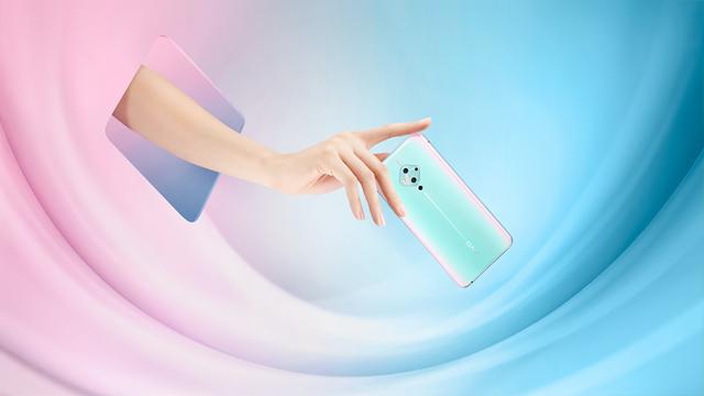 vivo S5 正式发布,3200 万质感自拍,5 重超质感美颜重塑自拍体验