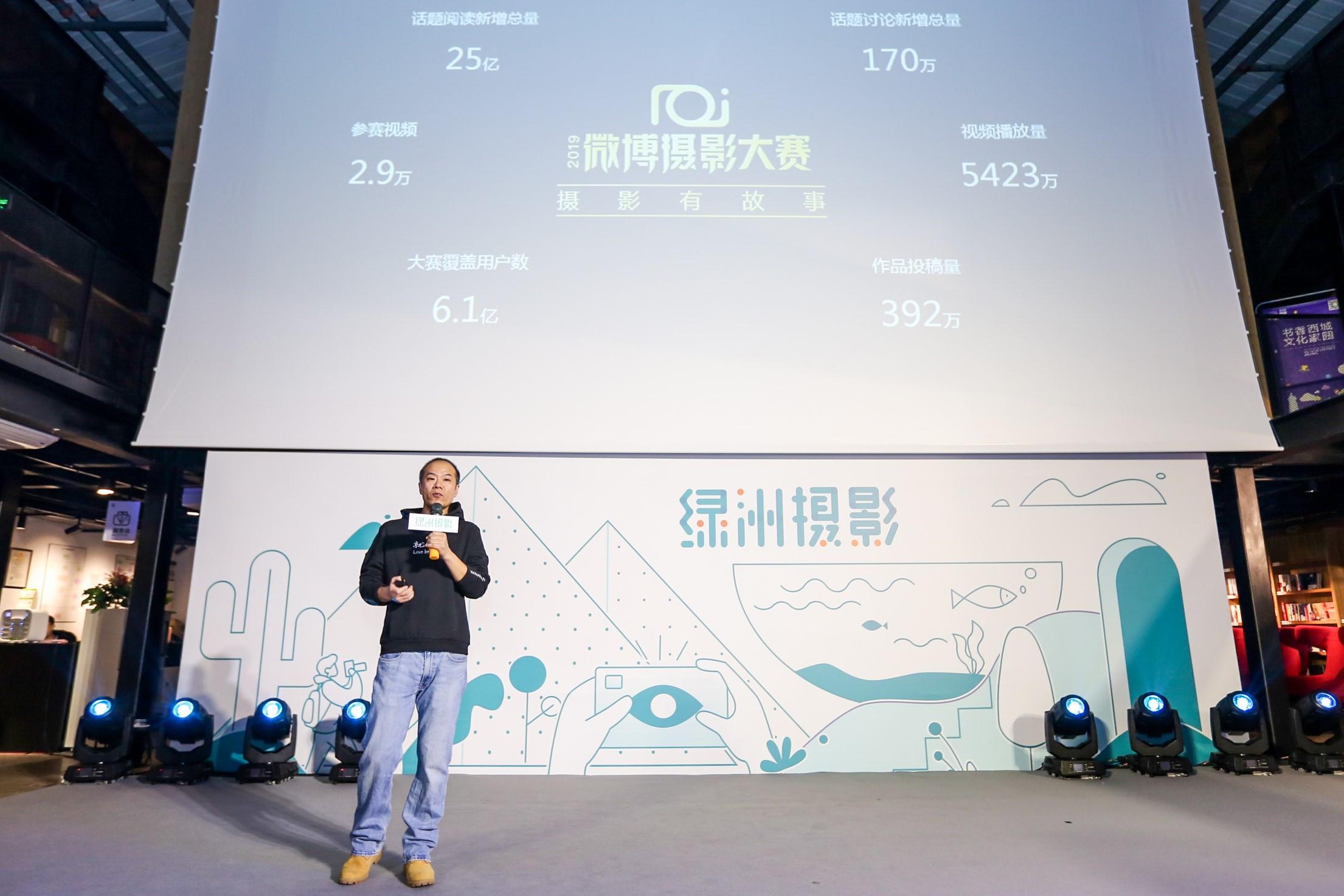 摄影遇见绿洲!微博摄影 2019 线下影展活动在京举行