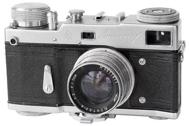 【经典相机】苏联旁轴相机之冠——列宁格勒发条机
