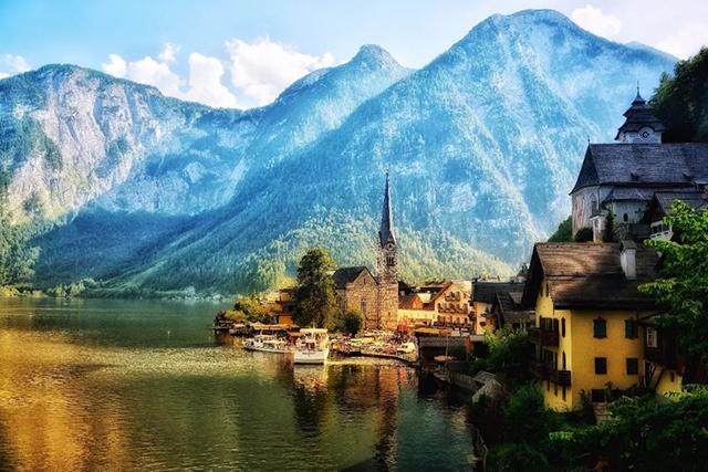 欧洲真的有魔法吗?这些照片里藏着答案