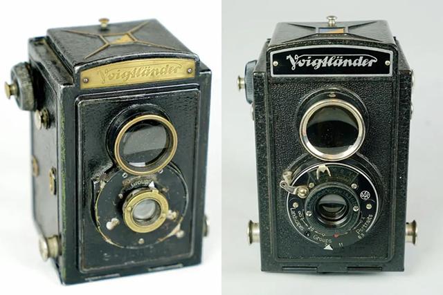 【经典相机】百变小百灵——福伦达 Brilliant 双反相机