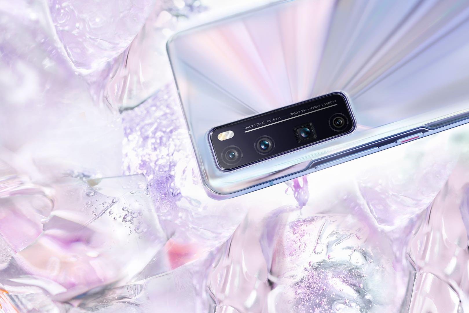 售价 2999 元起 5G 自拍视频旗舰华为 nova7 系列正式发布