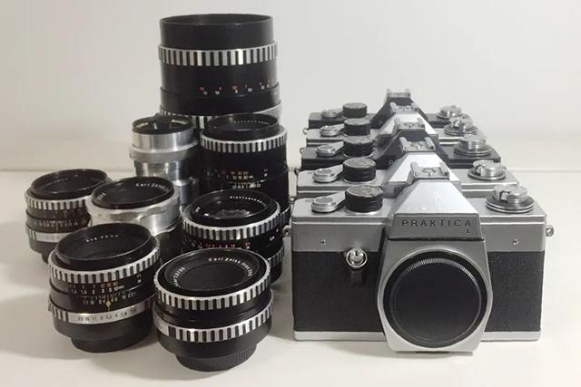 【经典相机】普拉提卡 L:M42 螺口时代的风清骨峻