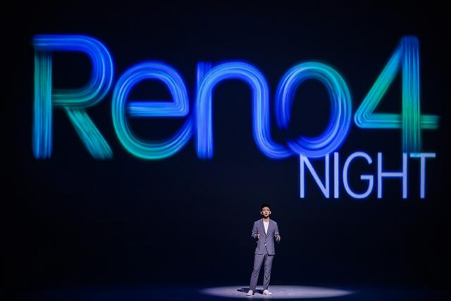 主打超级夜景视频,OPPO Reno4 系列正式发布