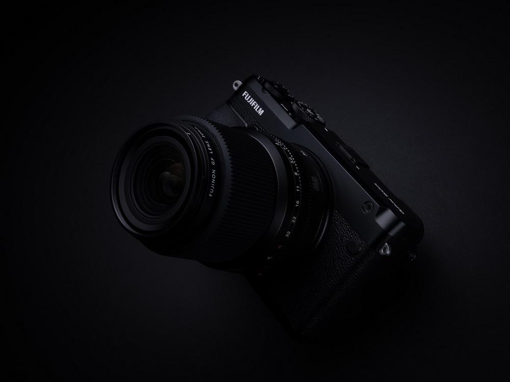 富士胶片发布富士龙 GF30mmF3.5 R WR 镜头