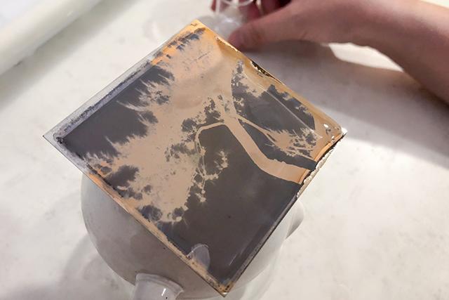 【古典工艺】如何制作达盖尔银版法照片