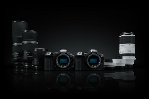 动,静,实力派!佳能发布新一代全画幅专微相机 EOS R6