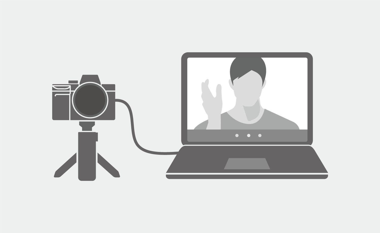 索尼发布 Imaging Edge™ Webcam 直播软件