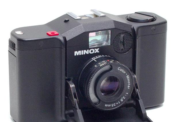 米诺克斯——以间谍机闻名的相机品牌