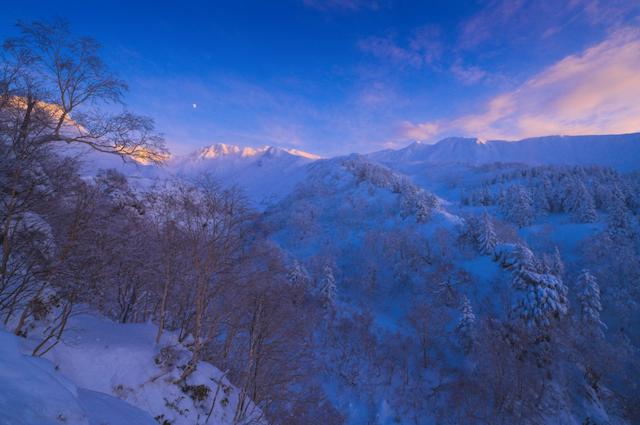 风雪画境 索尼微单™Alpha 7R IV 行摄北海道