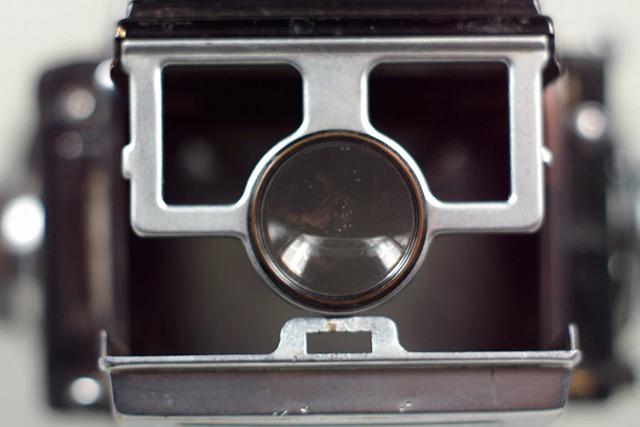 """【经典相机】Contaflex(TLR)135,相机中的"""" 巨无霸"""""""