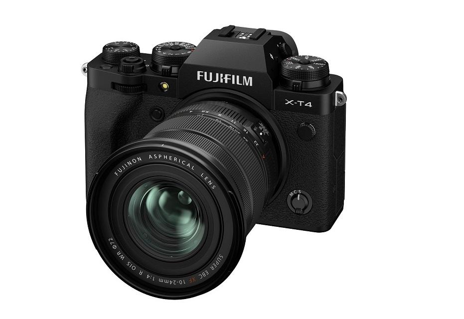 富士胶片发布富士龙 XF10-24mmF4 R OIS WR 镜头