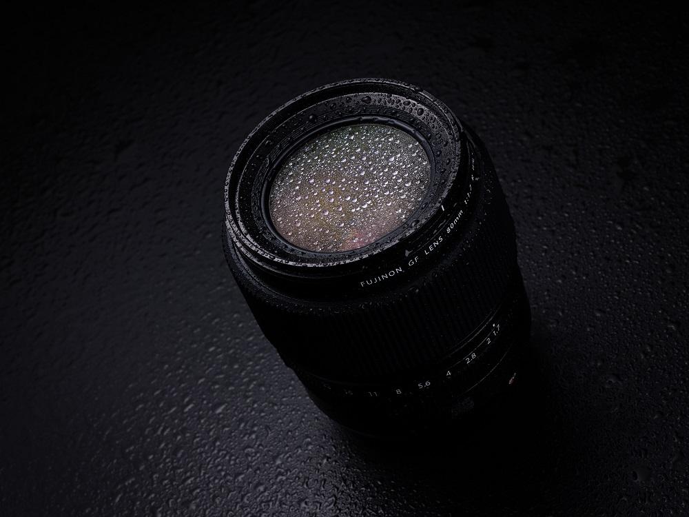 富士胶片发布全新富士龙 GF80mmF1.7 R WR 镜头