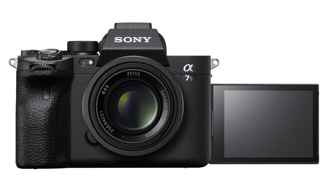 索尼 Alpha 7S III 新固件 增加 S-Cinetone 色彩模式和 S&Q 增强防抖设定