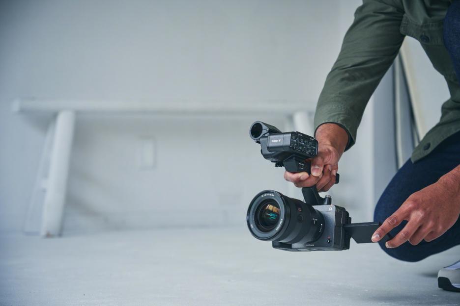 电影感触手可及 索尼正式发布全画幅电影摄影机 FX3