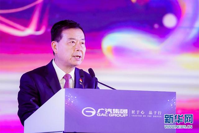 曾庆洪:逐梦汽车强国,坚持自主创新和开放合作不动摇