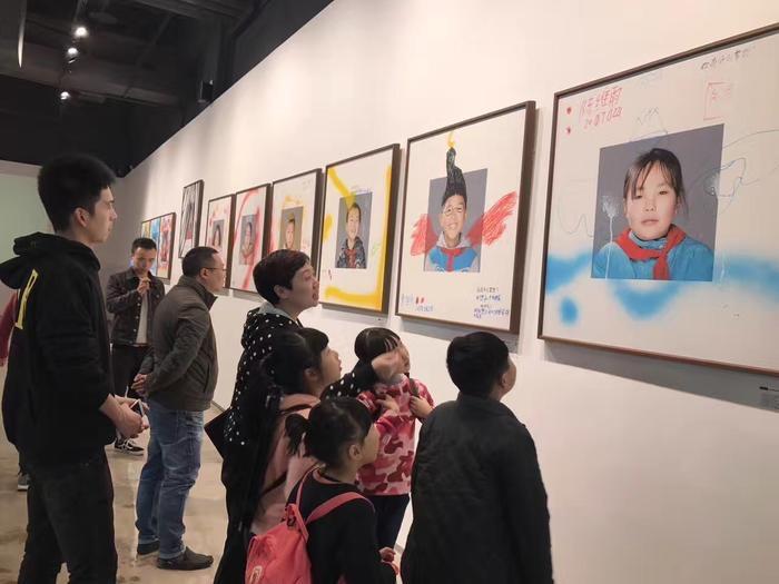 艺术家黎光波《我在北京-情绪记录馆》个展开幕