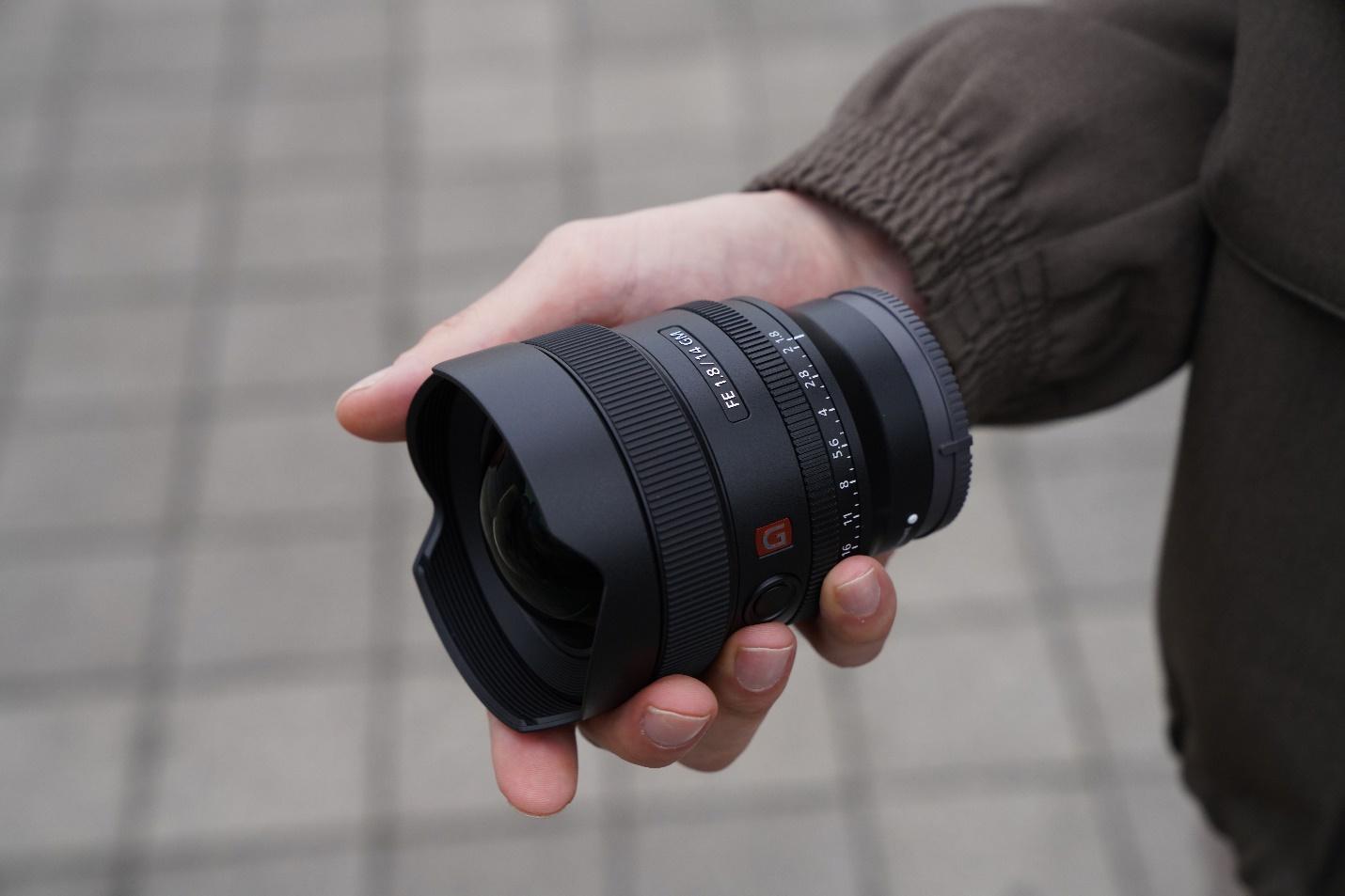 索尼发布超广角大光圈定焦 G 大师镜头 FE 14mm F1.8 GM
