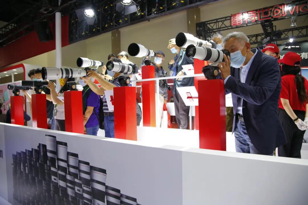 第二十三届中国国际照相机械影像器材与技术博览会今日盛大开幕!