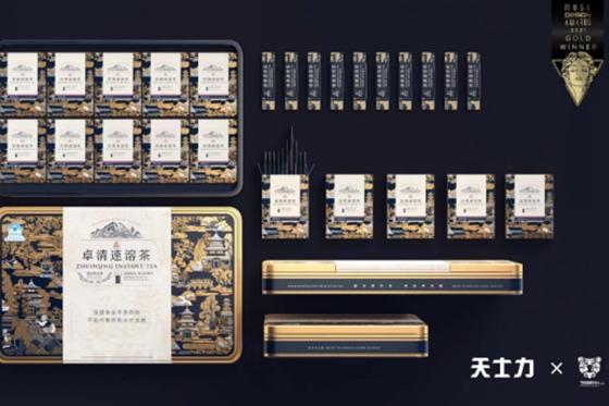 天士力卓清速溶茶通过日本机能性标示食品认证